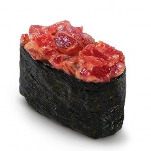 Sushi Jin Next Door spicy maguro roll