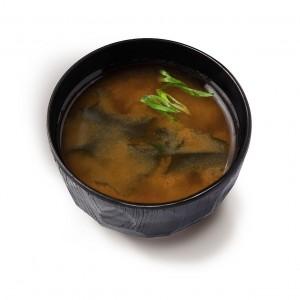 Sushi Jin Next Door miso soup