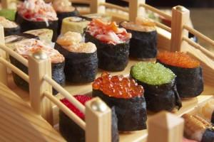 Sushi Jin Next Door traditional sushi