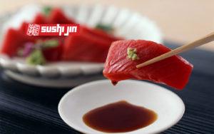 Sushi Jin Tuna Sashimi