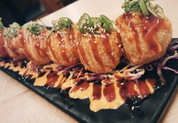 Sushi Jin Next Door takoyaki 1