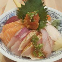 Sushi Jin Next Door chirashi